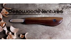 Butter Knife - Standard Handle Wood Carving Knife