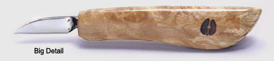 Detail Wood Carving Knife