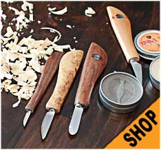 the best wood carving knives